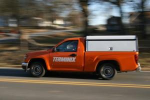 2009-02-20_Terminix_truck_on_Geer_St_in_Durham