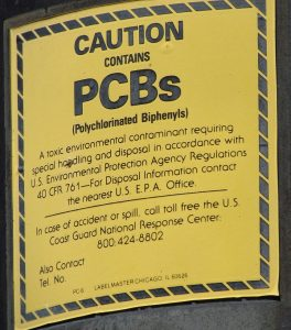 CP-SLOPE-wb-gantry-power-supply-transformer-PCB-warning
