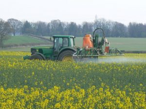 crop_spraying_near_st_mary_bourne_-_geograph-org-uk_-_392462